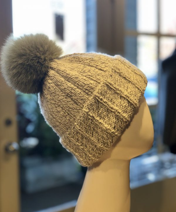 Oslo Ribbed hat