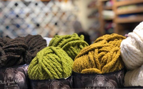 Rope Boucle Yarn
