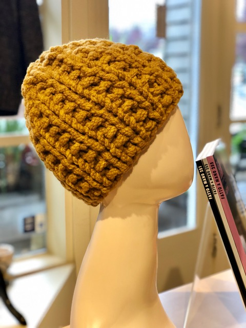Rope Boucle Hat