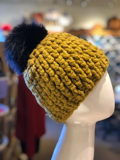Rope Boucle YO Hat
