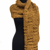 Rope Boucle Scarf